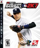 Major League Baseball 2K7 (PlayStation 3)